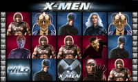 X Man Slot