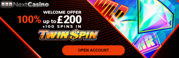 Next UK Casino Welcome Bonus
