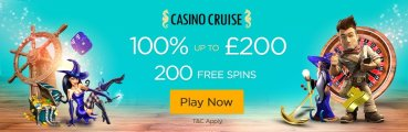 Casino Cruise UK player Bonus