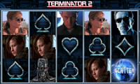Microgamings Terminator 2 Slot