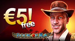 Energy 5 € free bonus