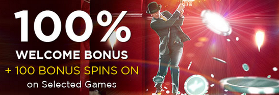 Mr Green 100 Free Spins Welcome Bonus