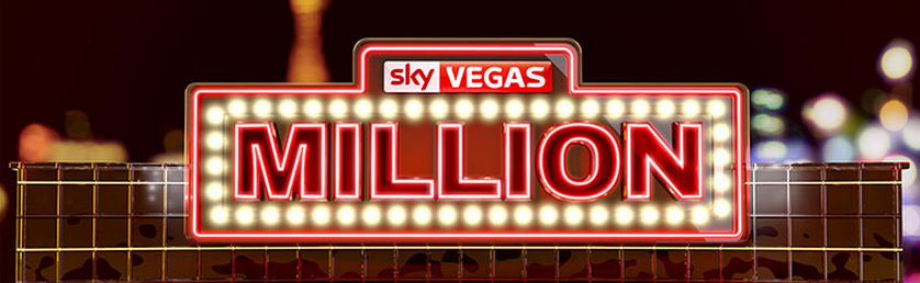 Sky Vegas Million Prize Draw