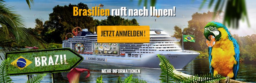Casino Cruise Brasilien Traumreise