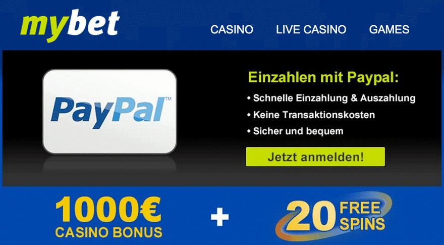 Mybet, Bonus, Novoline