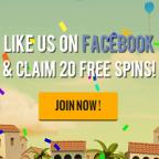Casino Cruise 20 Free Spins