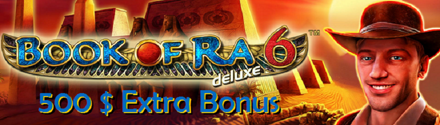 online casino welcome bonus ra book