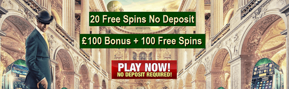 Mr Green UK Bonus 20 Free Spins