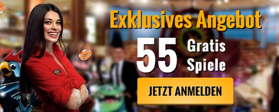 Casino Cruise 55 Frei Spiele Bonus