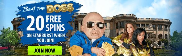 BGO Welcome Bonus No Deposit