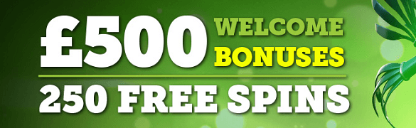 casino welcome bonus without deposit