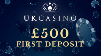 UK Casino Welcome Bonus