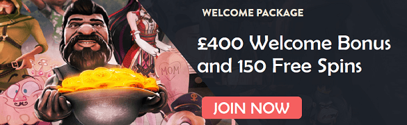 Betspin UK Casino Bonus
