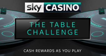 Sky Casino UK Online Bonus