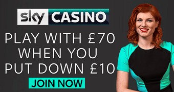 Sky Casino UK Online Casinos