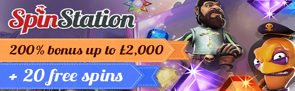 Spinstation UK Casino