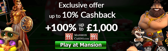 Mansion UK Casinos