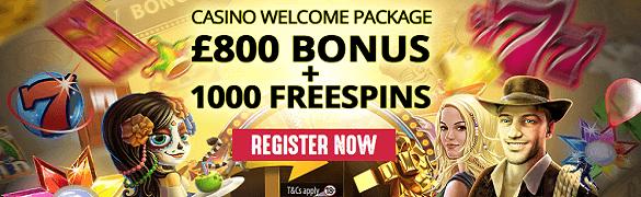 LVbet UK Casino Free Bonus