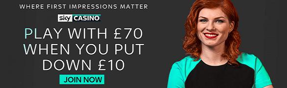 Sky UK Bonus Offer