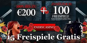 Energy Casino Gratis Bonus