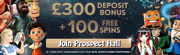 Prospect Hall UK Casino