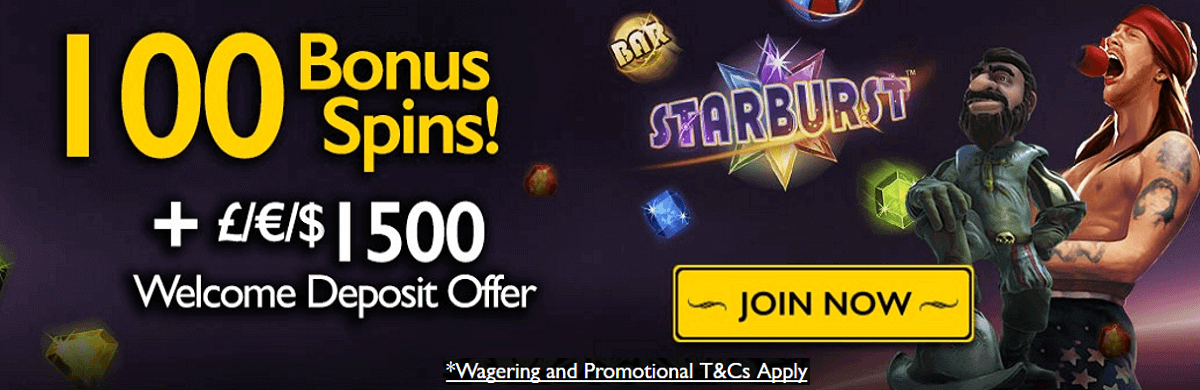 Grand Ivy Casino UK Bonus