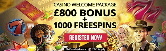 LVbet Casino UK Free Spins Bonus