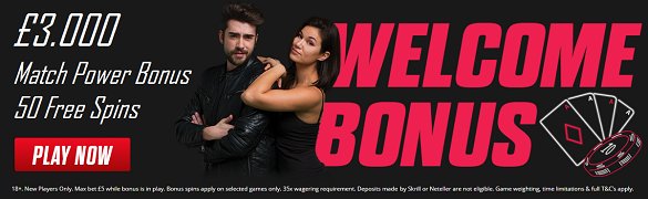 Spin Rider Casino UK Sign Up Welcome Bonus