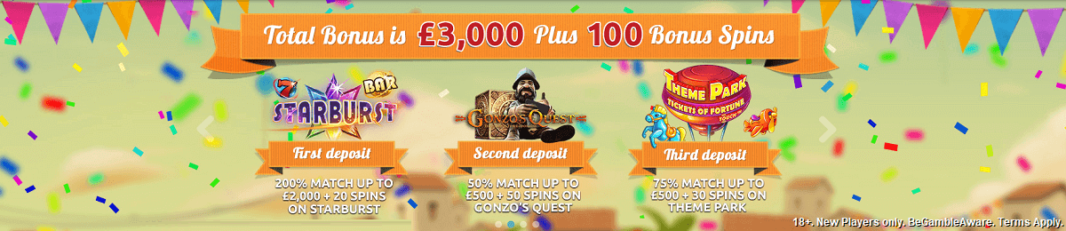 Spin Station Free UK Casino Bonus
