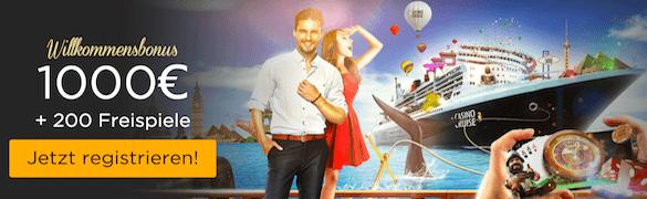 Casino Cruise Gratis Bonus Angebot